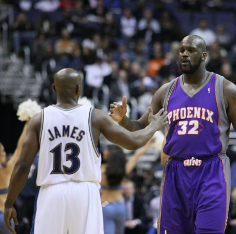 Shaquille O'Neal: Pain, Swelling, Fractures and PEMF